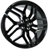Alufelgi Drop 22×9.5 5×120 ET45 Black Matt
