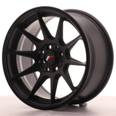 Japan Racing JR11 16x8 ET25 4x100/114 Flat Black