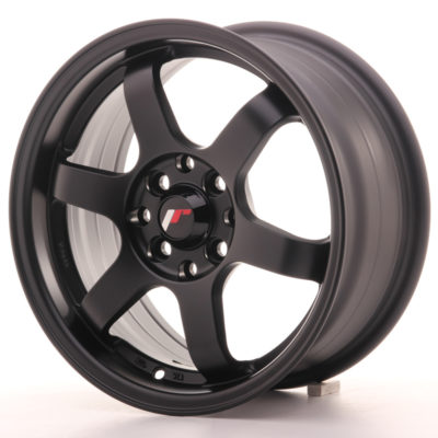 Alufelgi Japan Racing JR3 15×7 ET40 4×100/114 Matt Black