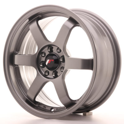 Japan Racing JR3 16x7 ET40 5x100/114 Gun Metal