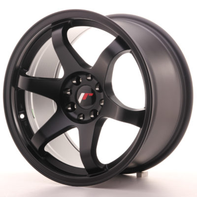Alufelgi Japan Racing JR3 17×9 ET25 4×108/114 Matt Black