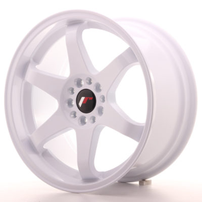 Alufelgi Japan Racing JR3 18×9 ET40 5×100/108 White