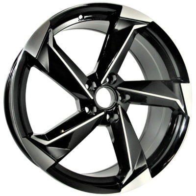 Alufelgi Remos 21×9.5 5×112 ET35 Black Faced Machined