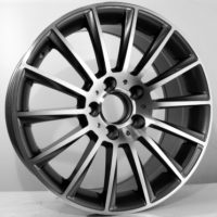 Alufelgi Larino 18×8.5 5×112 ET45 Grey Faced Machined