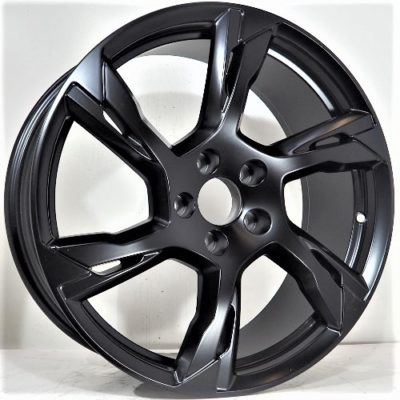 Alufelgi Manco 22×9 5×108 ET45 Black Matt