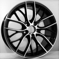 Alufelgi Sigulo 19×85 5×120 ET35 Black Faced Machined