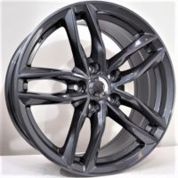 Alufelgi CAR1 17×7.5 5×112 ET35 Dark Grey