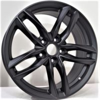 Alufelgi CAR1 17×7.5 5×112 ET35 Black Matt