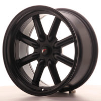 Alufelgi Japan Racing JR19 17×8 ET0 BLANK Matt Black