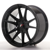 Alufelgi Japan Racing JR21 17×9 ET25-35 4H Blank GlossBlack