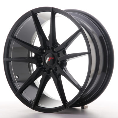 Alufelgi Japan Racing JR21 19×8,5 ET35 5×100/120 GlossBlack