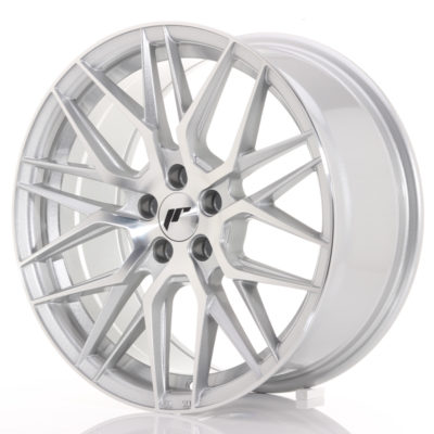 Alufelgi Japan Racing JR28 17×8 ET35 5×100 Silver Machined