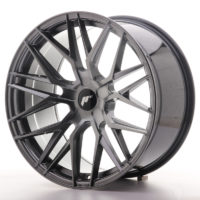 Alufelgi Japan Racing JR28 20×8,5 ET40 5H Blank Hyper Black