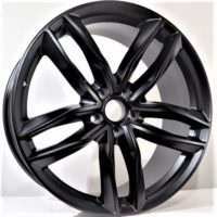 Alufelgi CAR1 20×9 5×112 ET35 Black Matt