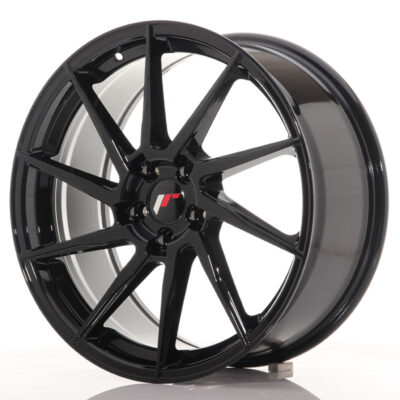 Alufelgi Japan Racing JR36 19×8,5 ET35 5×120 Glossy Black