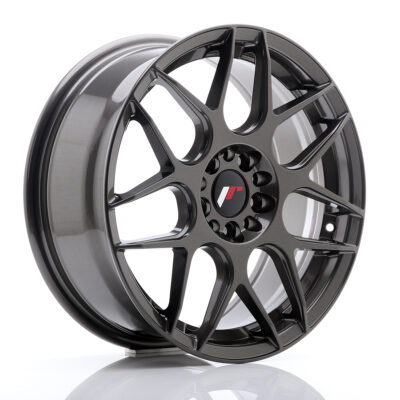 Felgi Japan Racing JR18 17x7 4x100/4x108 ET40 szare