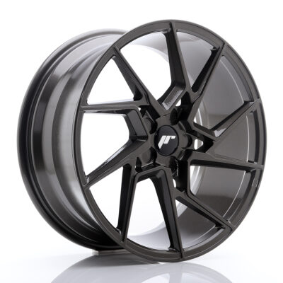 Felgi Japan Racing JR33 19''x8.5'' ET20-48 BLANK szare